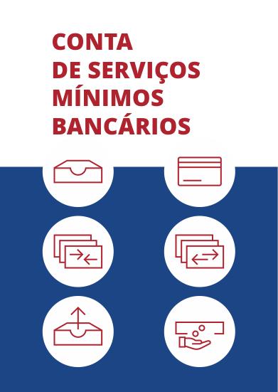 Contas de serviços mínimos bancários cresceram 28% em 2017