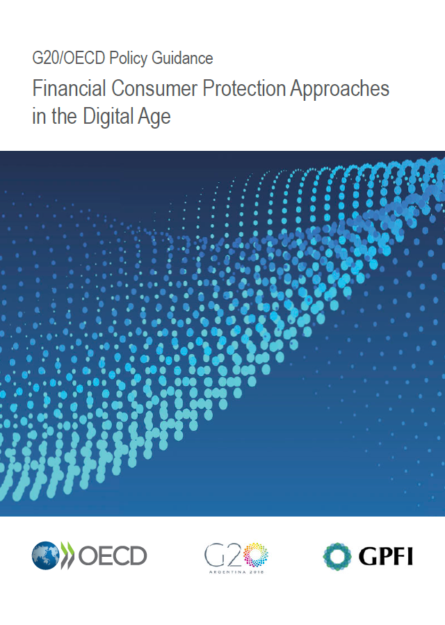 Policy Guidance on Financial Consumer Protection Approaches in the Digital Age