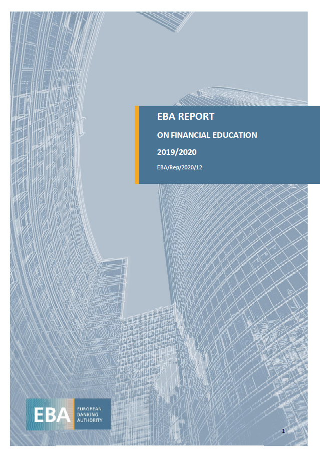 EBA Financial Education Report 2019/2020